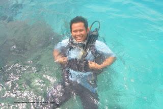 paket diving di karimunjawa