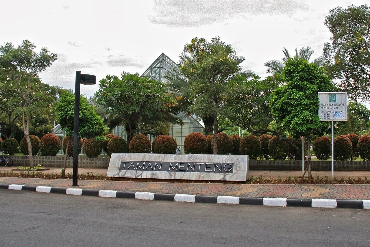 Di Dki Jakarta Yang Terletak Di Antara Jalan Jl Hosroaminoto Dan