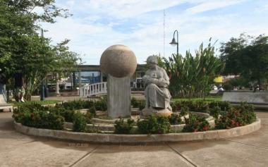 Monumento a las madres, San Isidro del General