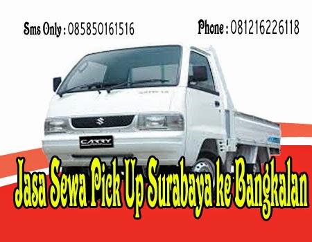 Jasa Sewa Pick Up Surabaya ke Bangkalan