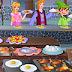 العاب طبخ فى مطعم الأميرة بيلا