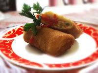 resep Risoles isi sayuran enak dan lezat