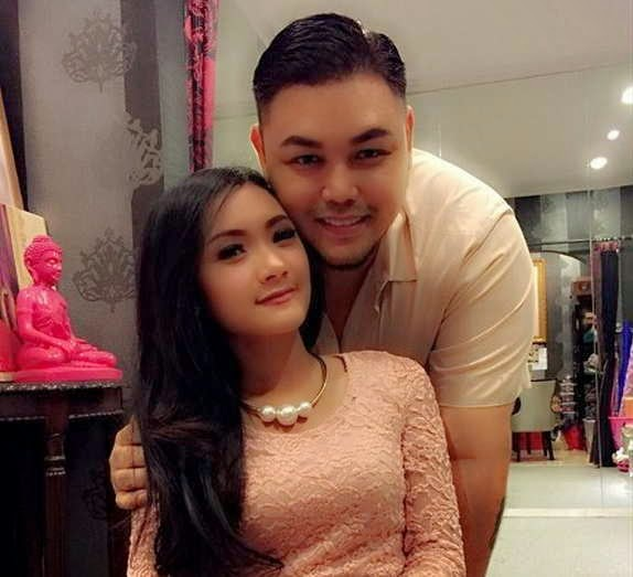 Foto Cita Citata dan Ivan Gunawan