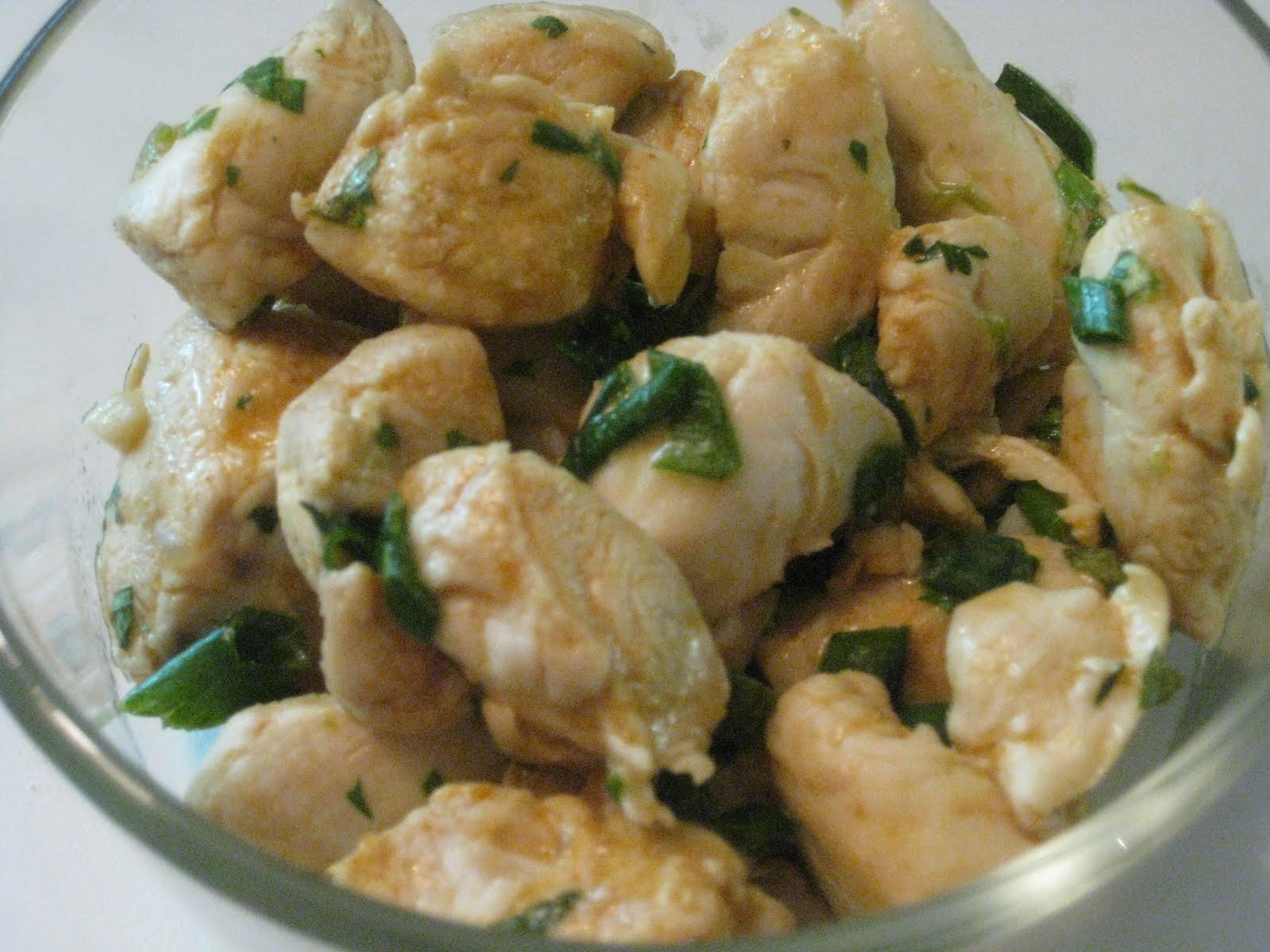 Thai Coconut Chicken Recipe — Dishmaps
