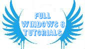 Full Windows 8 Tutorials