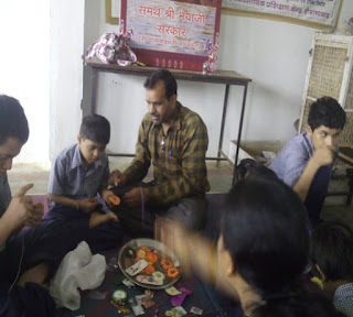 Rakhi Workshop