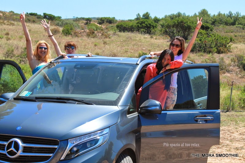 NuovaClasseV, themorasmoothie, fashion, fashionblog, fashionblogger, fashiontest, sardegna, tour blogger, blogger, shopping, ynot, all stars, toolate, ean 13, twopaly official, shopping on line, car, mercedes, merceds benz, mercedes benz italia, villaggi bravo, contest