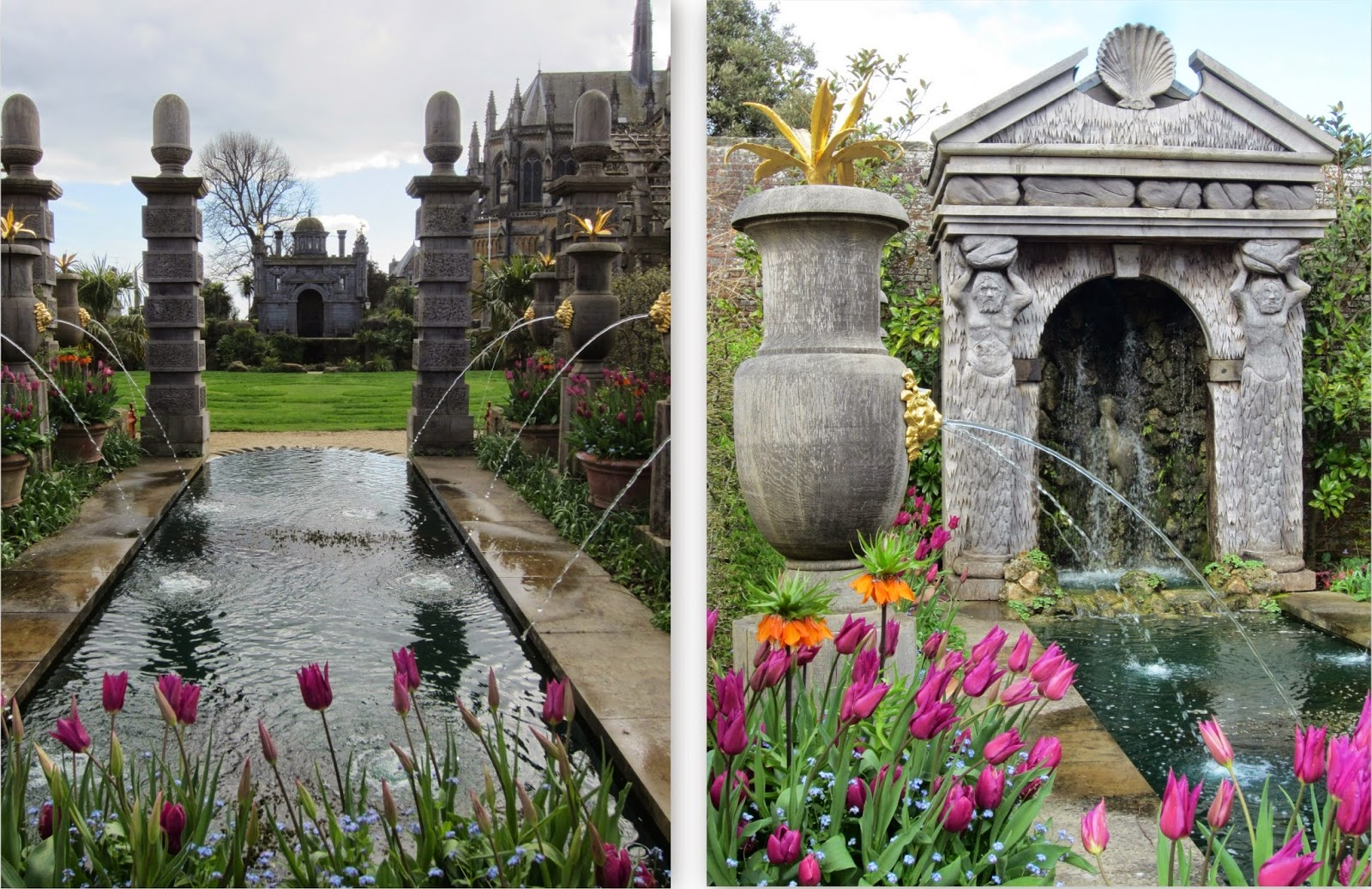 Arundel Castle The Collector Earl 39 S Garden John