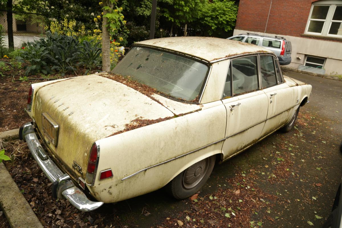 1966 Rover 2000TC
