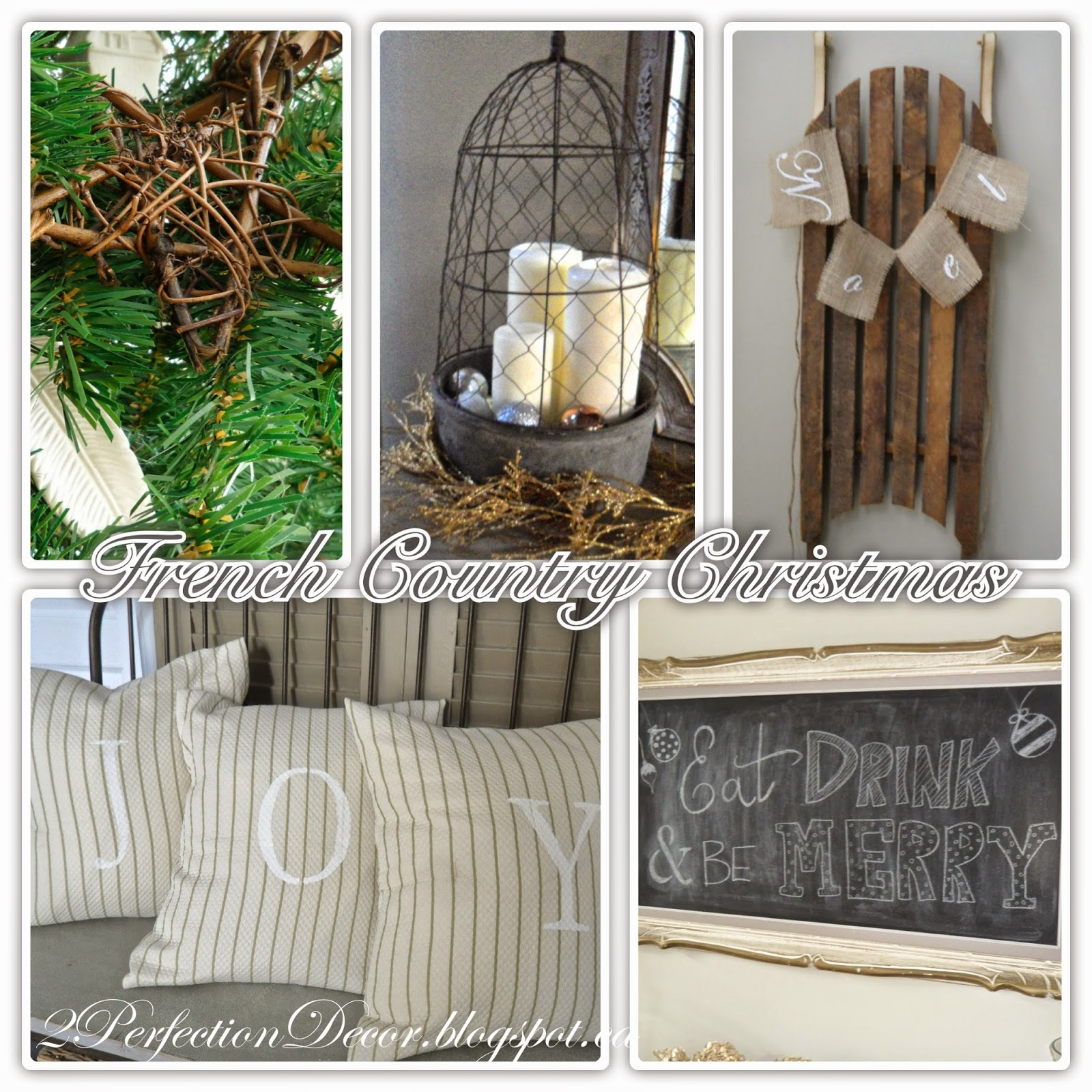 2perfectiondecorxmas preview1jpg - French Country Christmas Decor