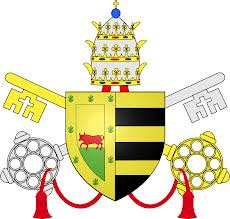 Papal Coat of Arms for Alexander IV.