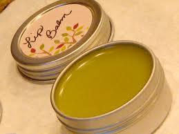 perawatan natural alami bibir lip balm coklat