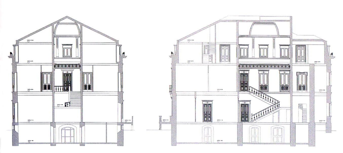 Colegio hispania oviedo arquitectura de oviedo 1850 2000 - Arquitectos en oviedo ...