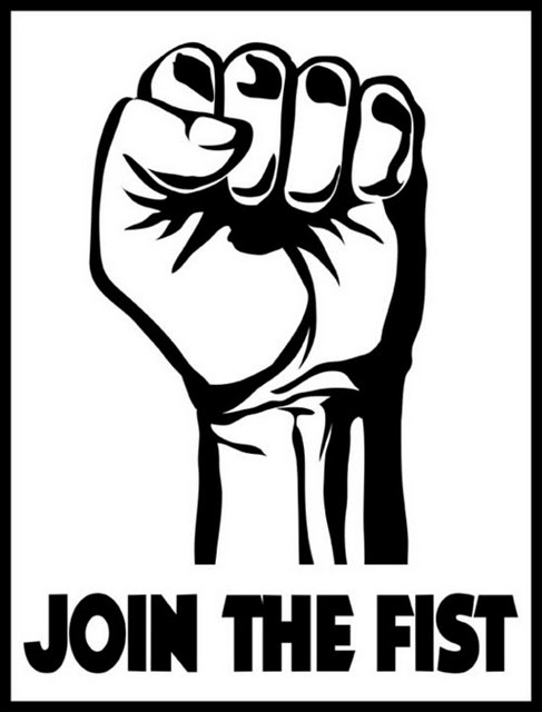Candidature Encoo Join+the+fist