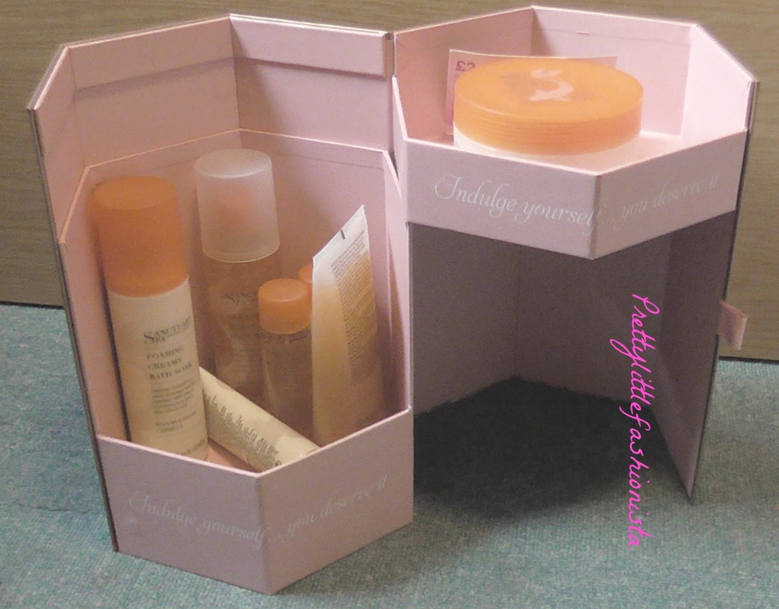 Sanctuary Spa  Gift Set- Box of Delights
