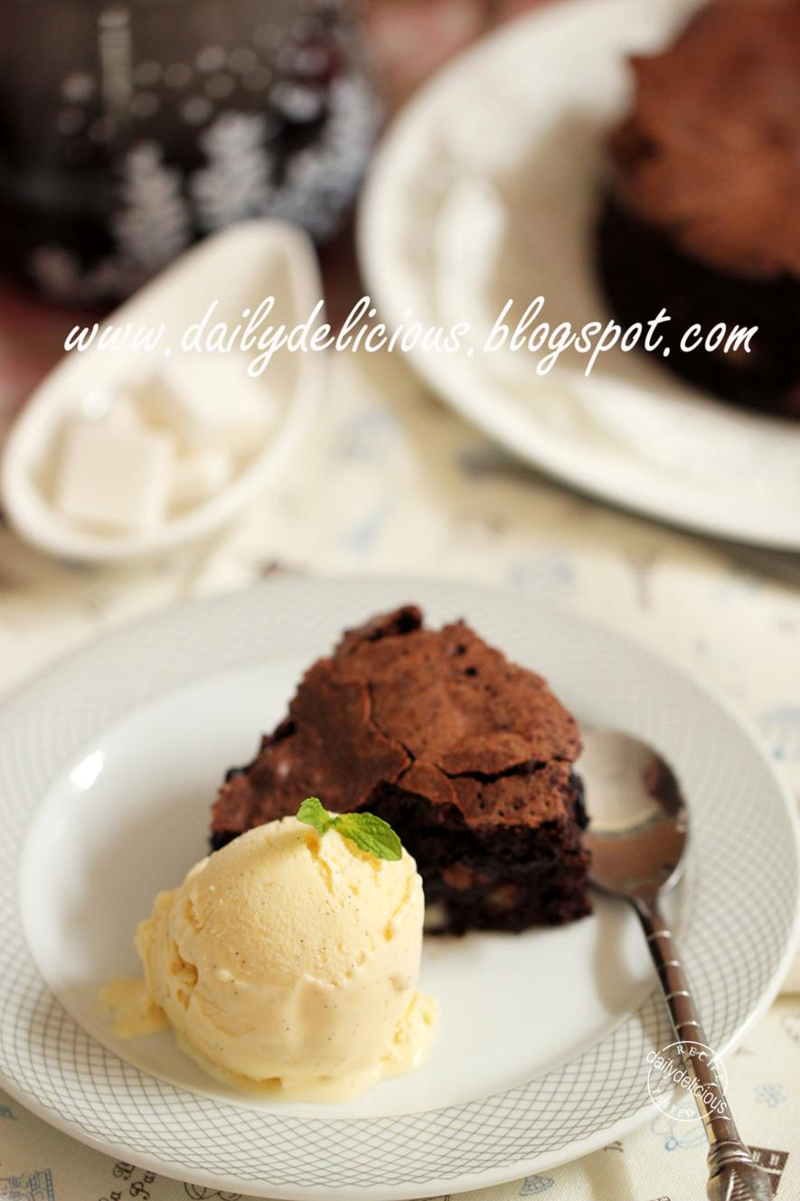 Gooey Chocolate Cake Recipe From Scratch