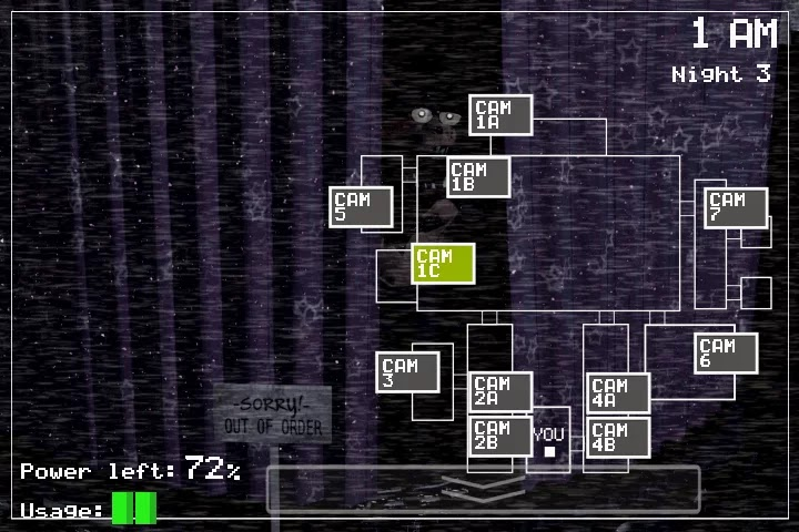 Five Nights at Freddy's v1.84 Mod [Everything Purchased]