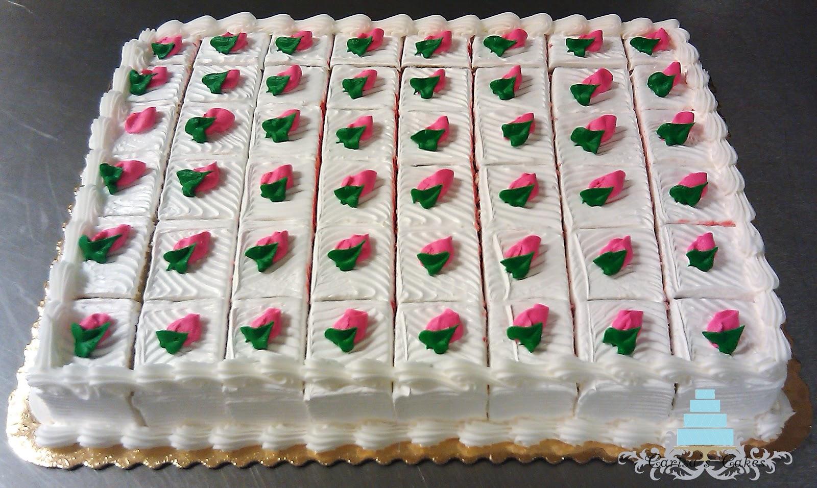 Carisas Cakes Black and White Wedding Cake