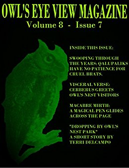 OWL'S EYE VIEW MAGAZINE VOLUME 8 - ISSUE 7