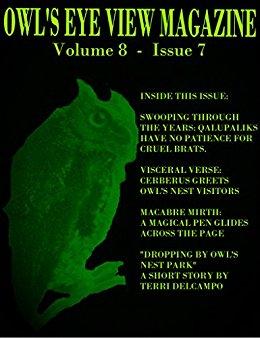 OWL'S EYE VIEW MAGAZINE VOLUME 8 - ISSUE 7