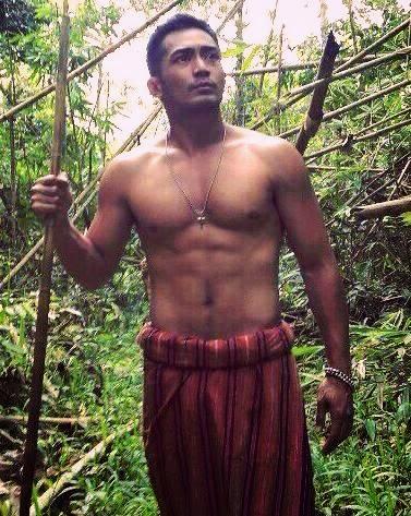 yama carlos hot muscle