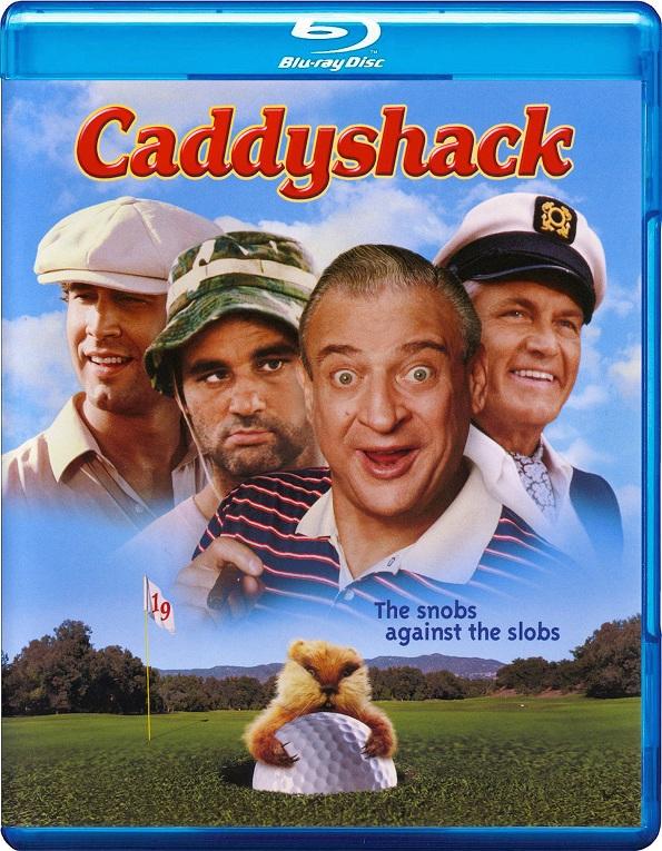 Caddyshack (1980) Audio Latino BRRip 720p Dual Ingles Latino