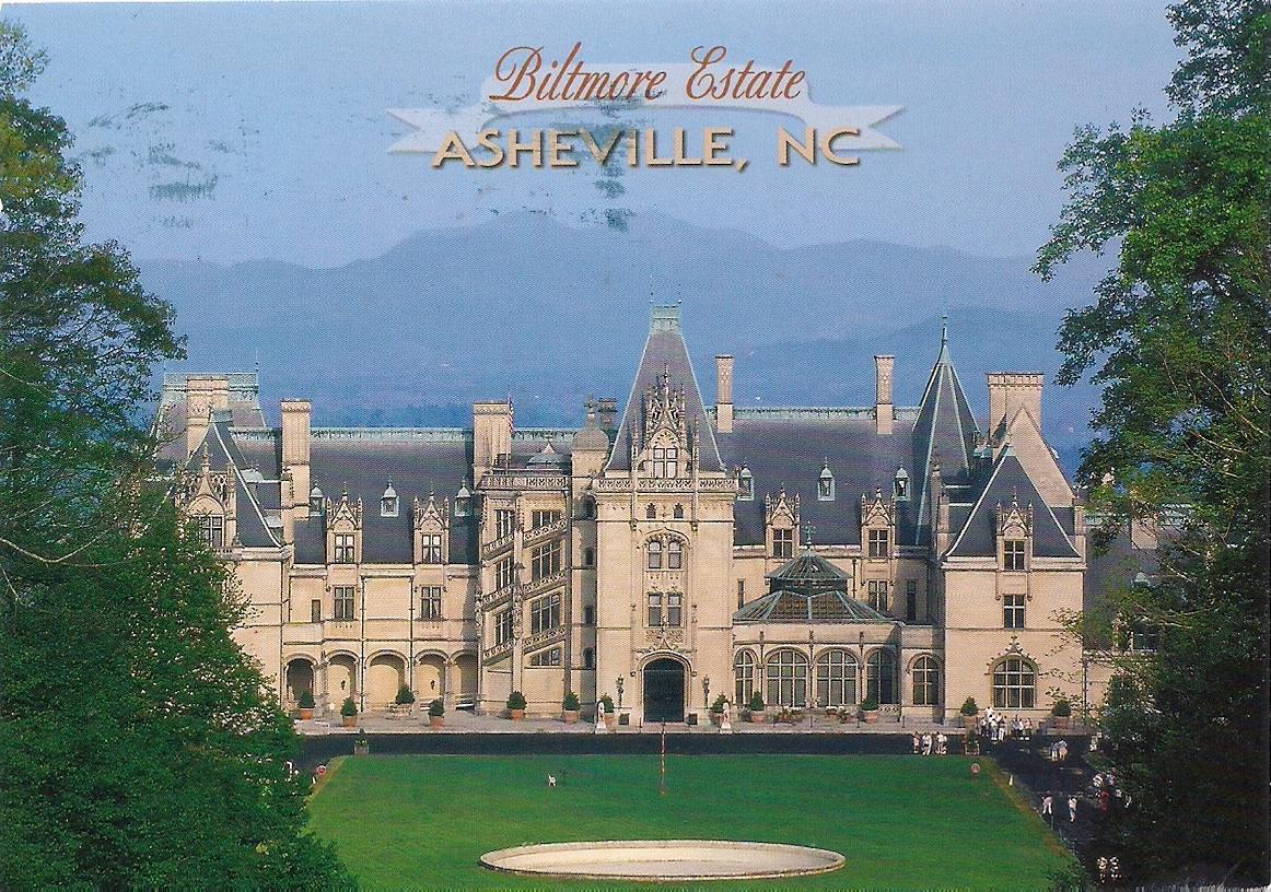 Biltmore estate interior viewing gallery