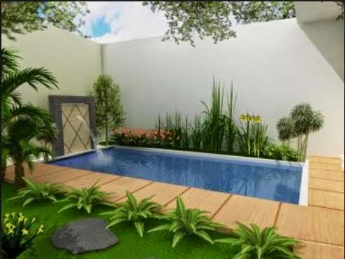 kolam renang dalam rumah 2