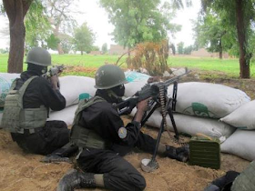 Cameroonian soldier fighting Boko Haram commits suicide