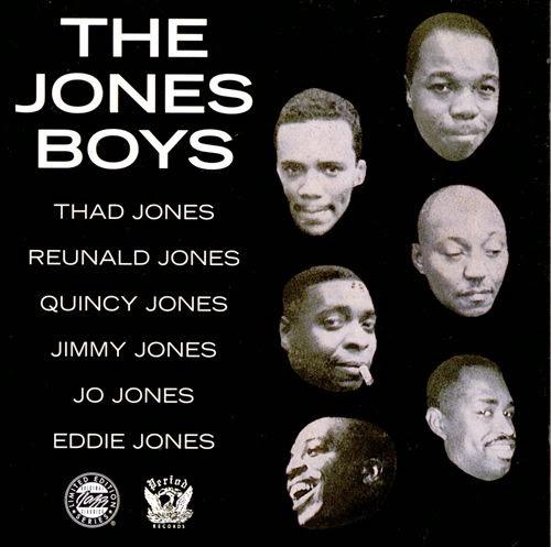 egroj world: The Jones Boys • The Jones Boys