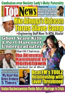 TopNews Magazine Cover
