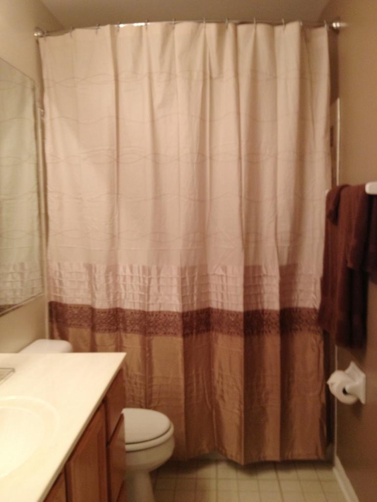 Natterings smatterings la ristrutturazione del bagno finita - Ristrutturazione del bagno ...