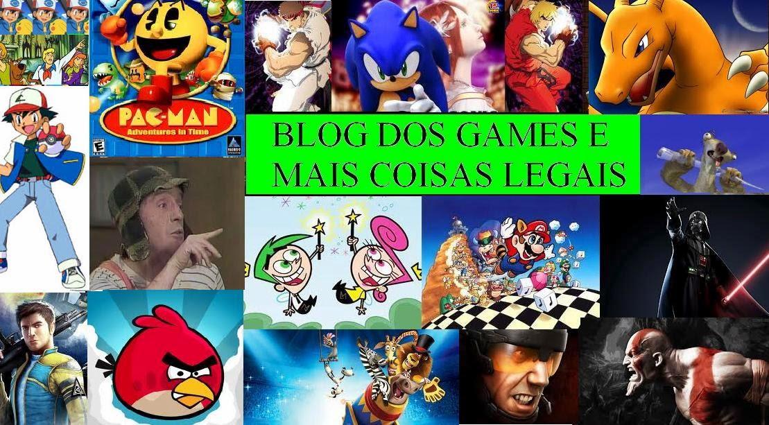 Blog dos Games e mais coisas legais