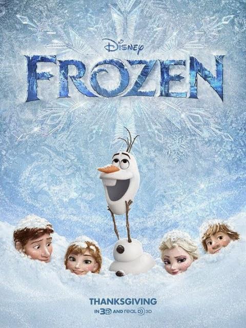Frozen film poster animatedfilmreviews.filminspector.com