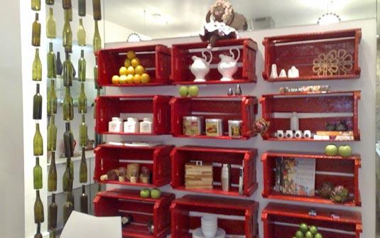 Armario Ikea Pax Blanco ~ Blog de Decorar Caixotes de Feira Balc u00e3o, Estante e Rack
