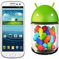 Android 4.1.2 para Samsung Galaxy S III