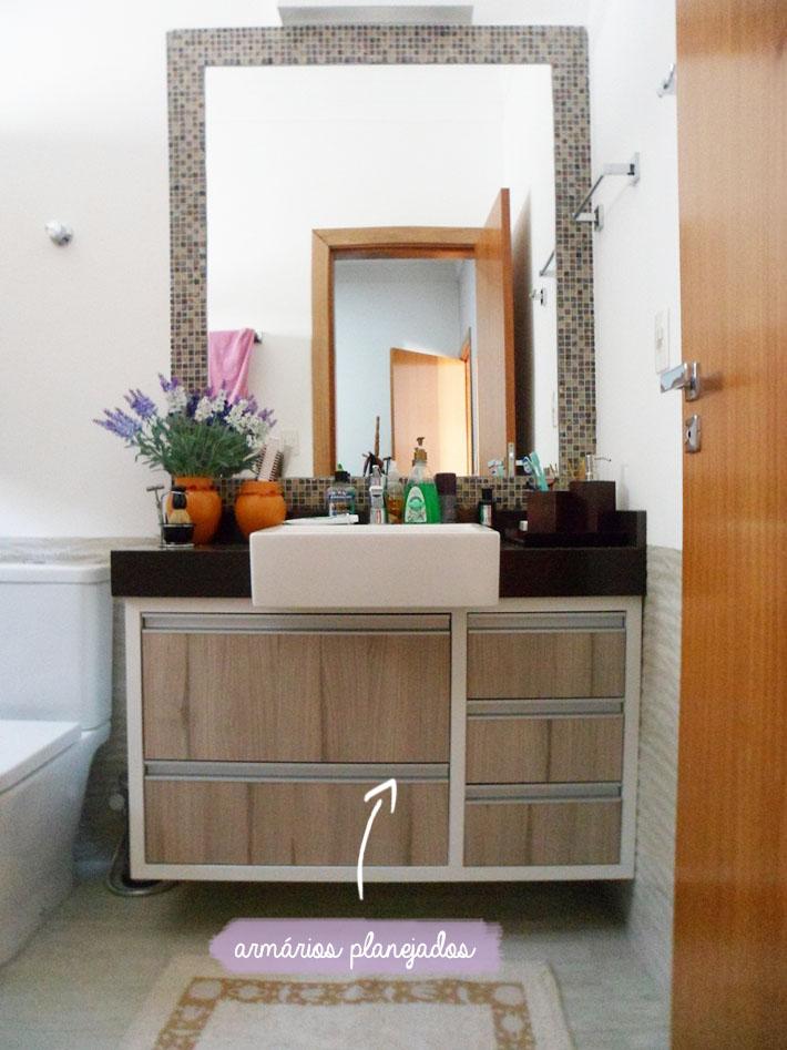 Armario Banheiro Pequeno ~ Dicas para banheiros pequenos Comprando Meu Ap u00ea Comprando Meu Ap u00ea