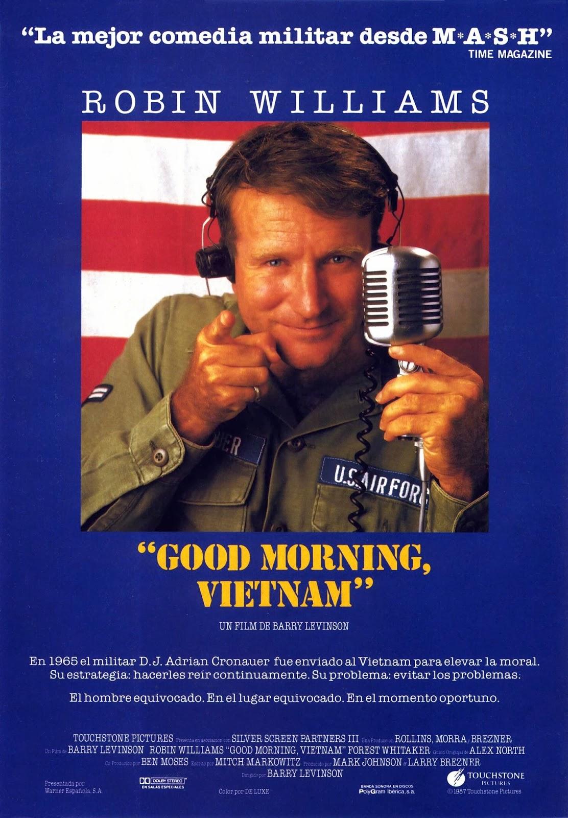 Good Morning Vietnam Disney : TÓmbola disney good morning vietnam