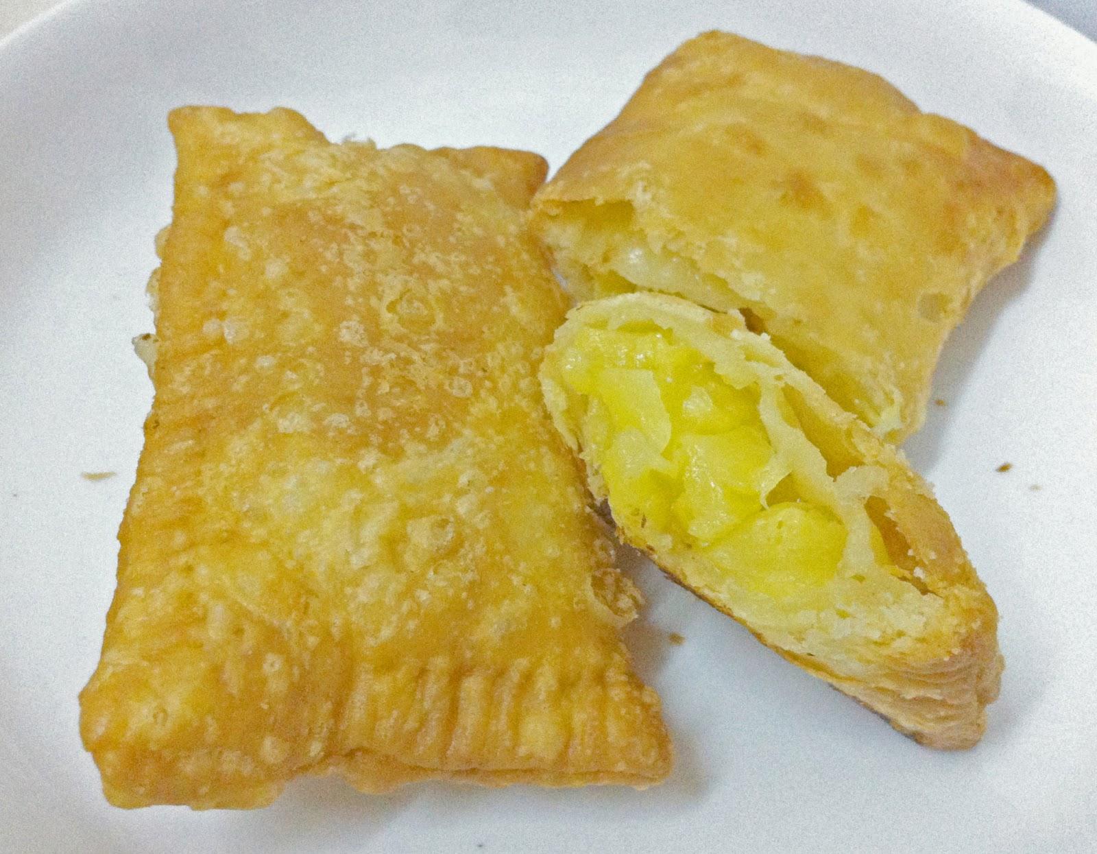 Dia Berkata: Make fried fruit pie now.