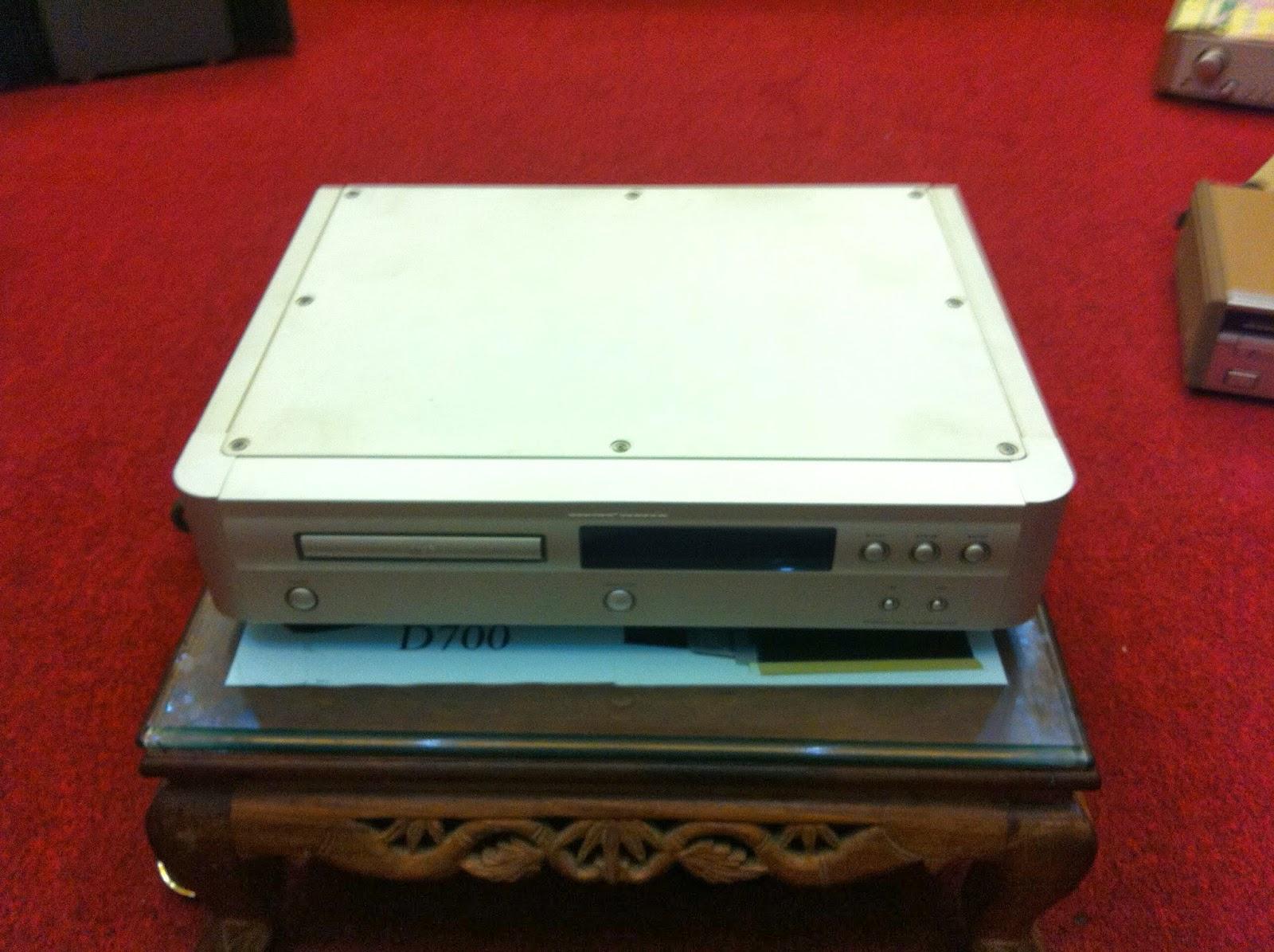 CD Player - Marantz 16