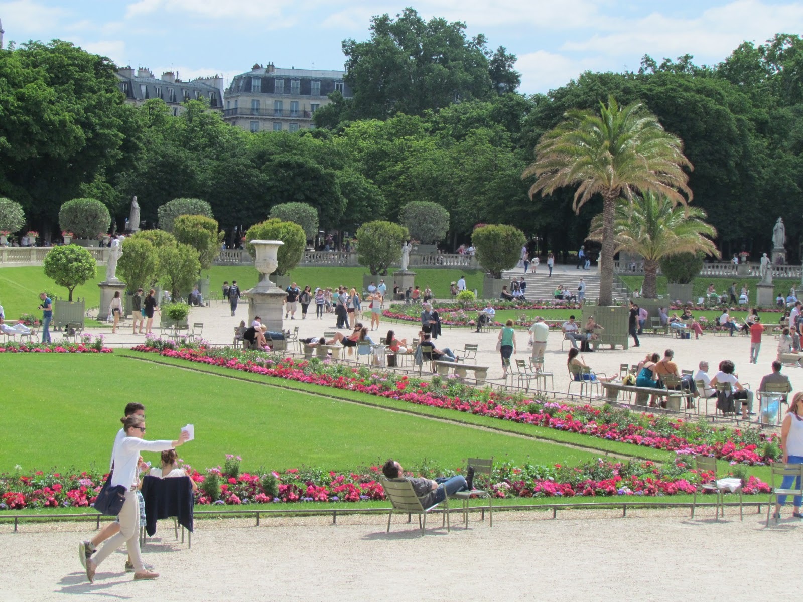 Feast or famine images of the jardin du luxembourg paris for Jardin du luxembourg