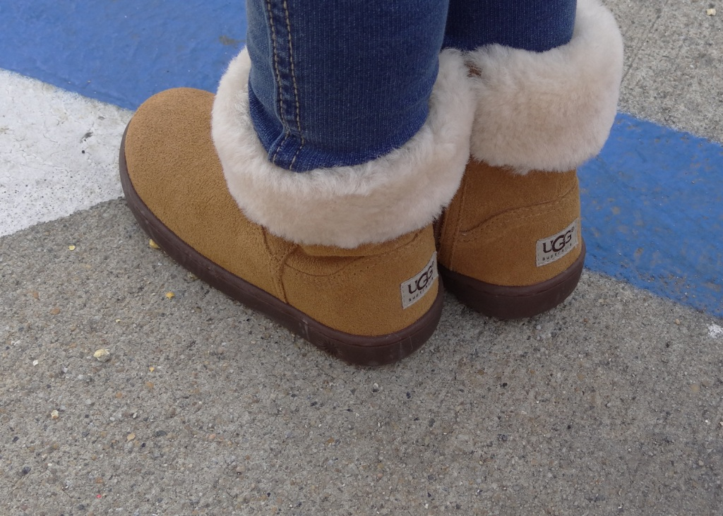 Weekend Style: Time for Ugg Boots