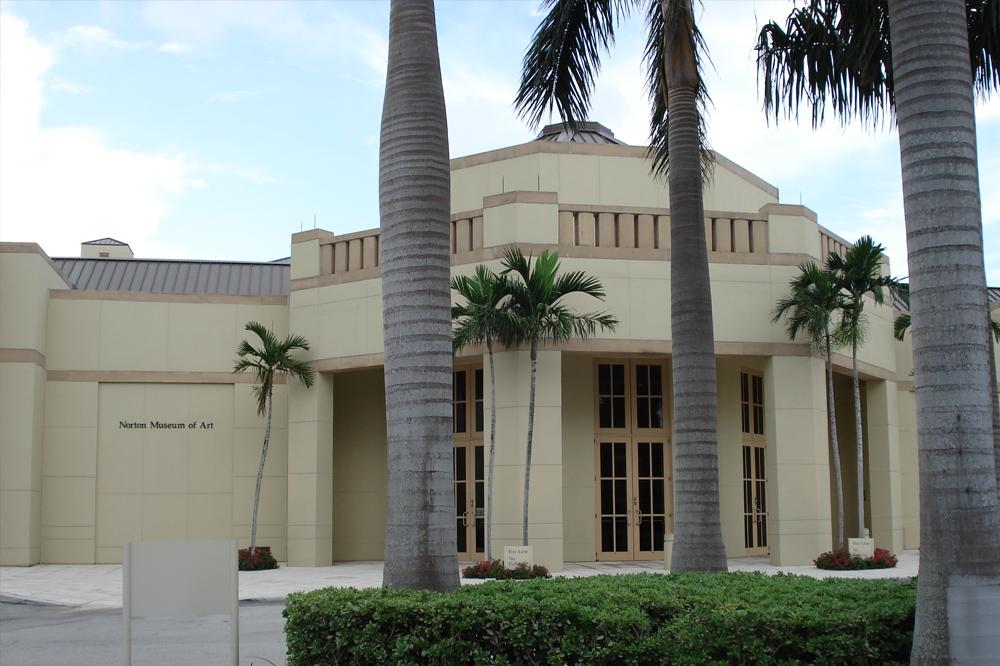 Norton Museum of Art em Palm Beach Florida