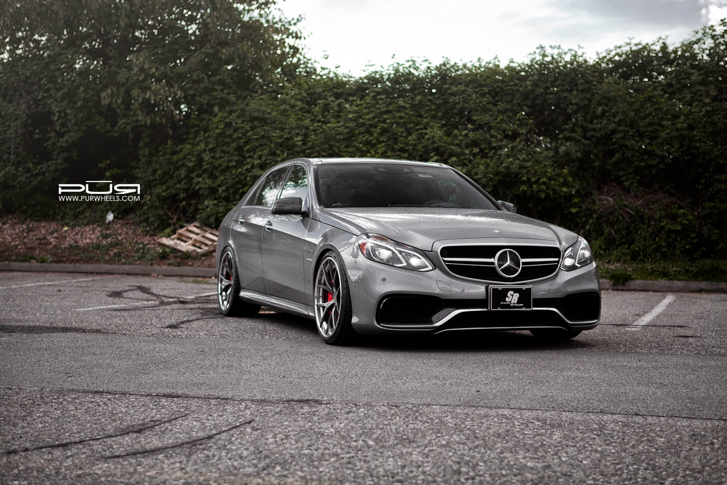 W212 facelift e63 amg tuning