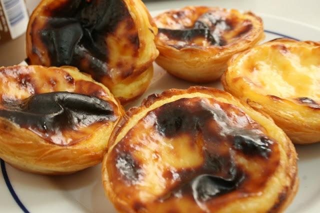 Onde comer pastéis de Belém em Lisboa
