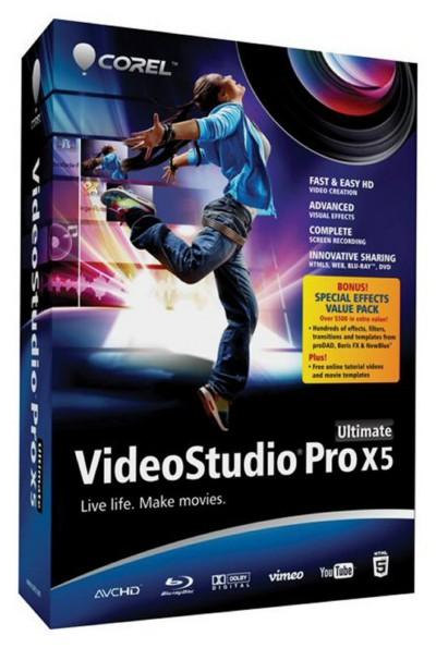 Corel Videostudio Pro X5 15.0.0.258