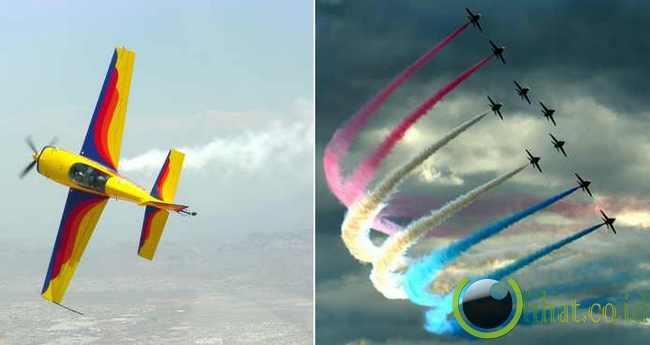Aerobatic Aircraft (Pesawat untuk akrobatik udara)