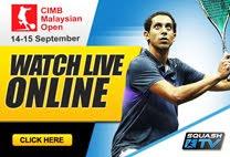 CIMB MALAYSIAN OPEN - 14/15 SEPT