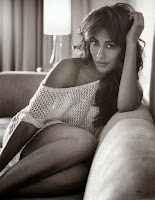 Chitrangada Singh in See-through t-shirt in Maxim Magazine