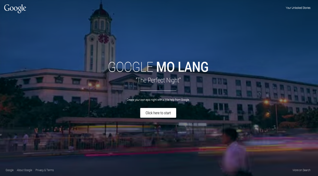 Google Unveils 'Google Mo Lang' an Interactive Game Exclusive only in Philippines